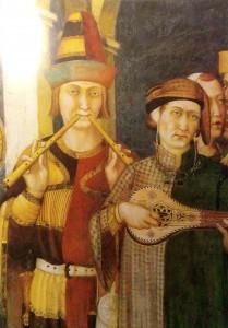Investitura a cavaliere (1314-1318)